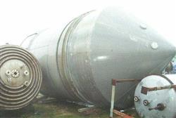 Image 12700 Gallon Aluminum Storage Silo, 1700 cf 330852