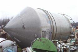Image 12700 Gallon Aluminum Storage Silo, 1700 cf 330853