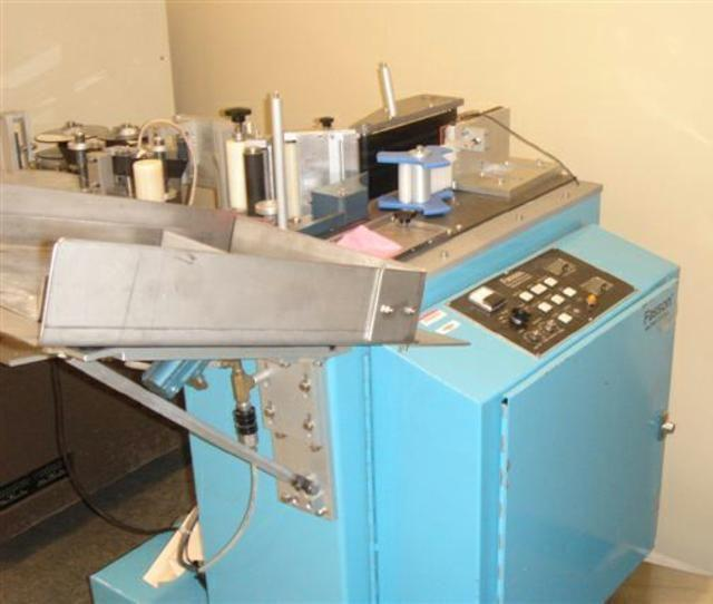 Image FASSON ST-10D Wraparound Labeler 330896