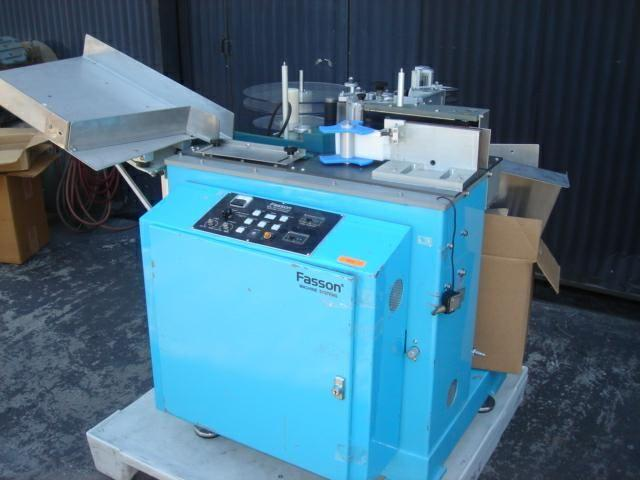 Image FASSON ST-10D Wraparound Labeler 330897