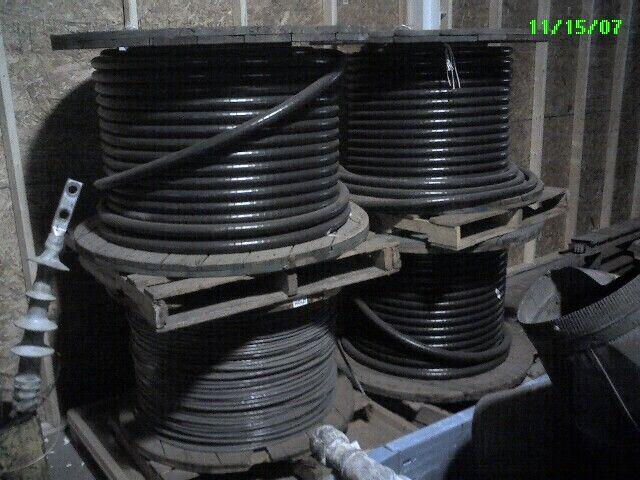 SOUTHWIRE CTI-13ET-750 Underground Copper Cable