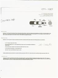 Image SOUTHWIRE CTI-13ET-750 Underground Copper Cable 330922