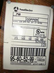 Image SOUTHWIRE CTI-13ET-750 Underground Copper Cable 330924