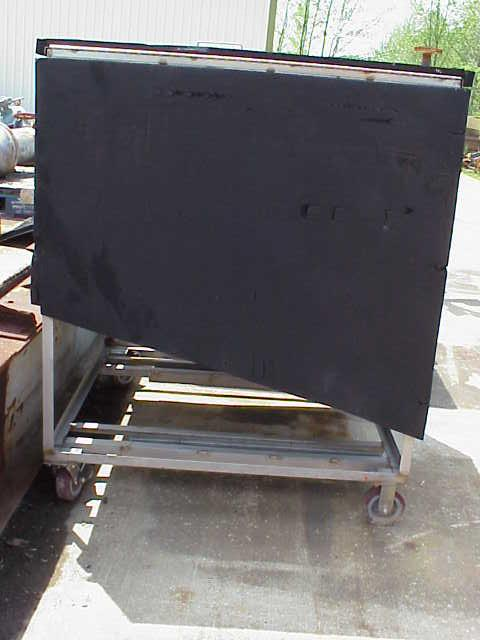 Image 50 cf Stainless Steel Hopper 330986