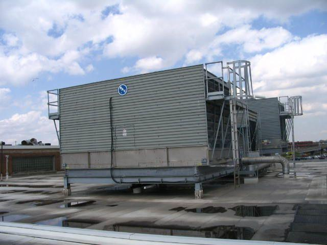 BALTIMORE Model 3604A Cooling Tower