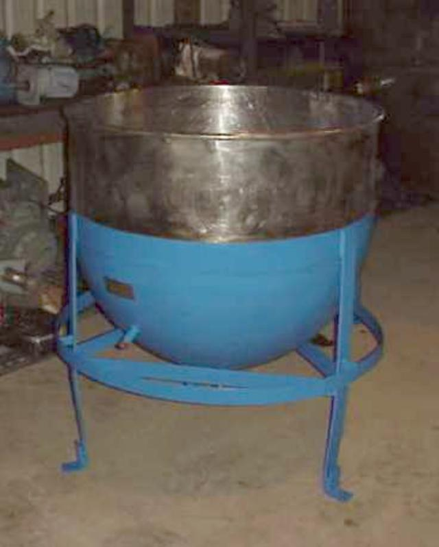 Image 100 Gallon LEE Jacketed Kettle 330996
