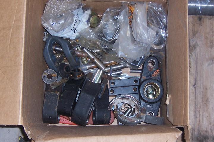Pallet Jack Parts & Components