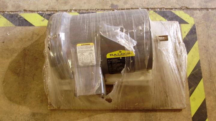 1.5 HP BALDOR AC Motor