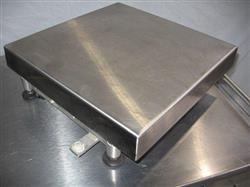 "Image TOLEDO Scale 14 x 14"" Model 2097 331104"