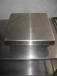 "Image TOLEDO Scale 14 x 14"" Model 2097 331105"