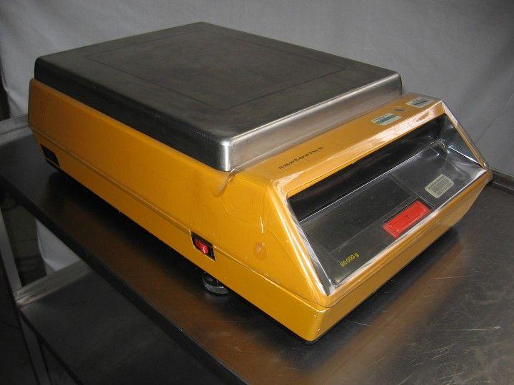 Image SARTORIOUS GMBH Gottingen Scale Model 3807 MP8-1 331115