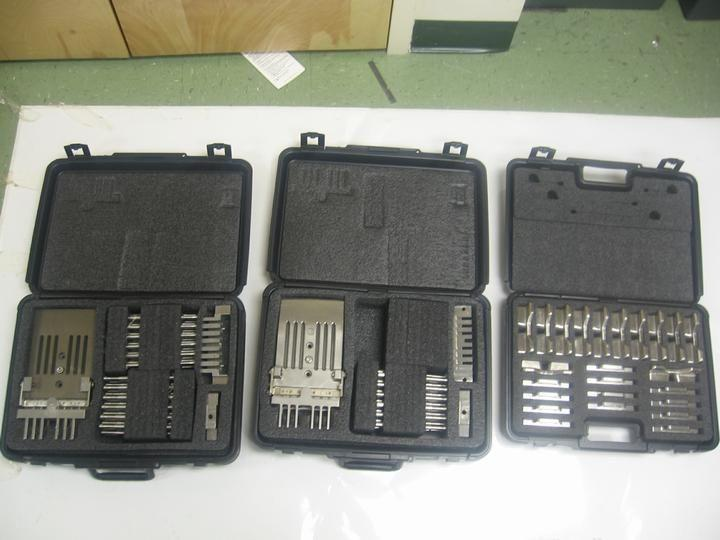 Image Complete Set of BOSCH 1500 Size 2 Change Parts 331120