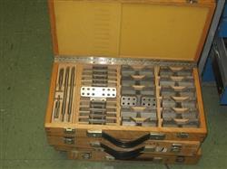 Image Complete Set of BOSCH 1500 Size 2 Change Parts 331121