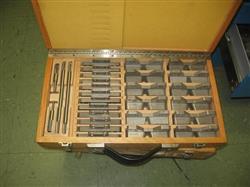 Image Complete Set of BOSCH 1500 Size 2 Change Parts 331122