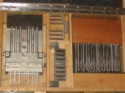 Image Complete Set of BOSCH 1500 Size 2 Change Parts 331123