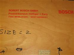 Image Complete Set of BOSCH 1500 Size 2 Change Parts 331125