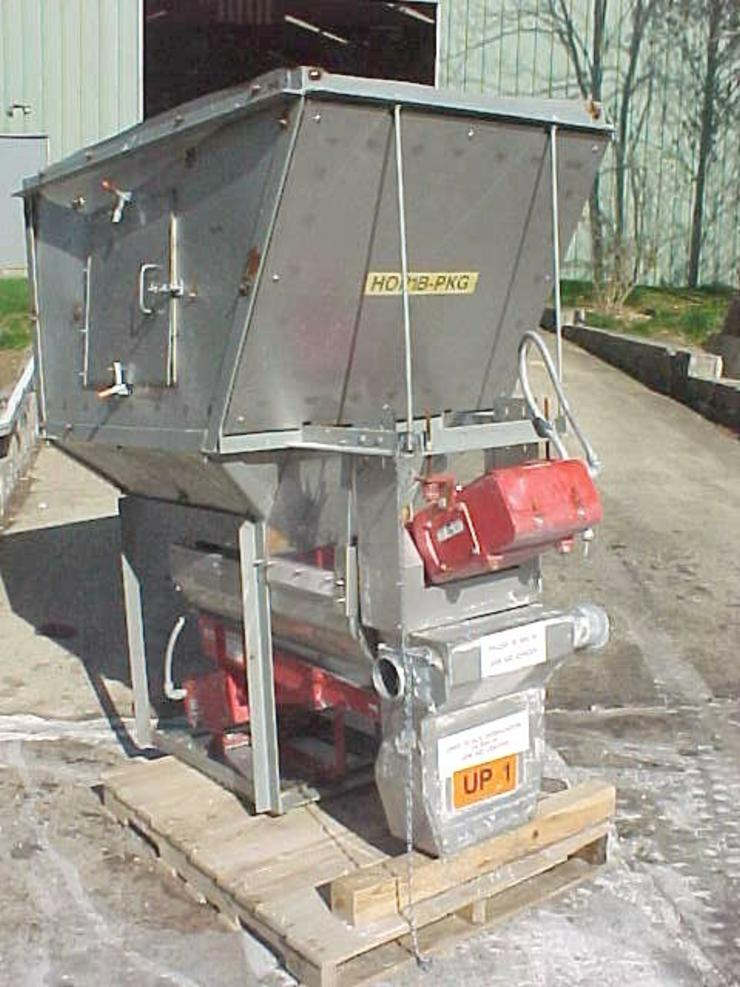 DORAN SCALES Bulk Box Loading System