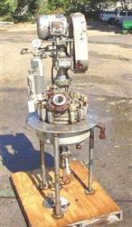 Image 5 Gal PFAUDLER 316L Stainless Steel Reactor 331350