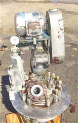 Image 5 Gal PFAUDLER 316L Stainless Steel Reactor 331351