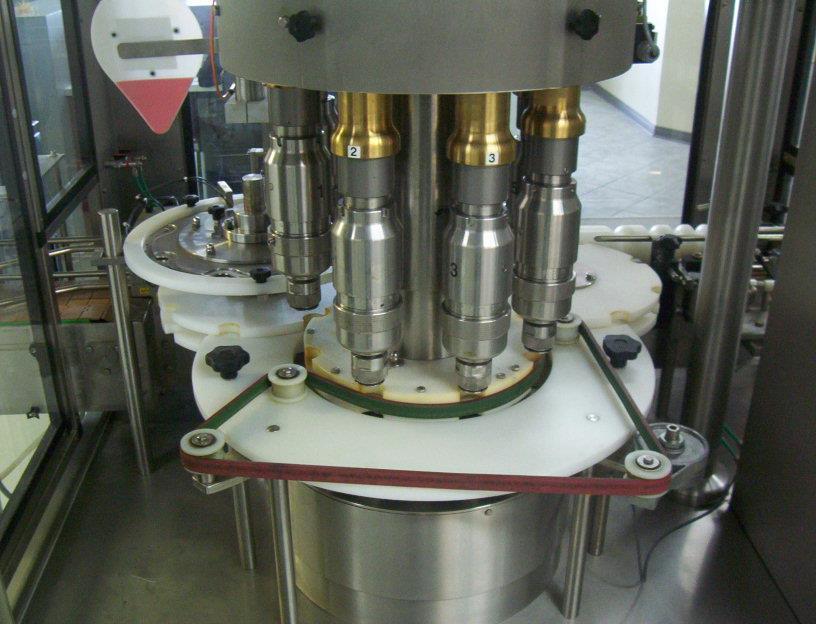 Image BORGO High Speed Rotary Capper Model V8-T 1456681