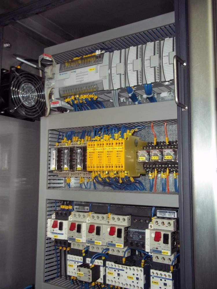 Image BORGO High Speed Rotary Capper Model V8-T 1456683