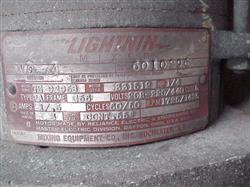 Image .25 HP LIGHTNIN Clamp-On Mixer, Explosion Proof 331514
