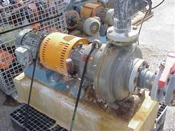 Image DURCO 4x6 M Seris Pump with 10 HP motor 331530