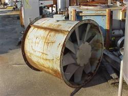 Image NEW YORK Vaneaxial Fan, Size 38 w/ 20 HP motor 331534