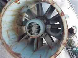 Image NEW YORK Vaneaxial Fan, Size 38 w/ 20 HP motor 331536