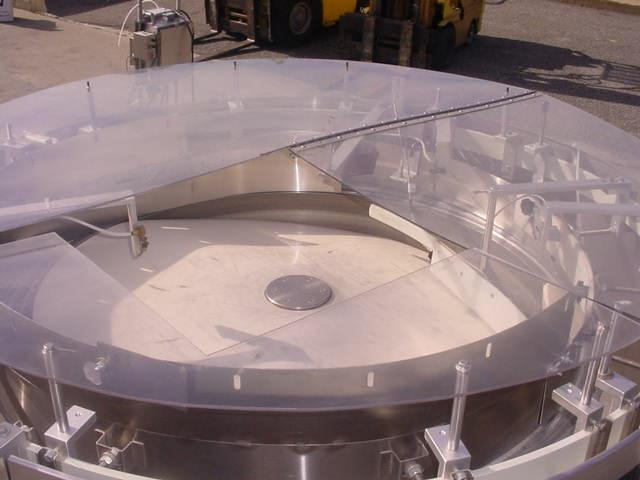 Image HOPPMANN CORP Model FT-50 Stainless Steel Centrifugal Feeder 331617