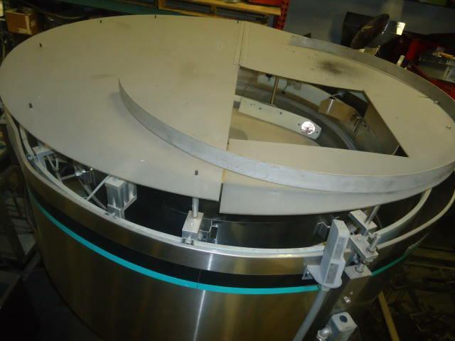 Image HOPPMANN CORP Model FT-50 Stainless Steel Centrifugal Feeder 331619