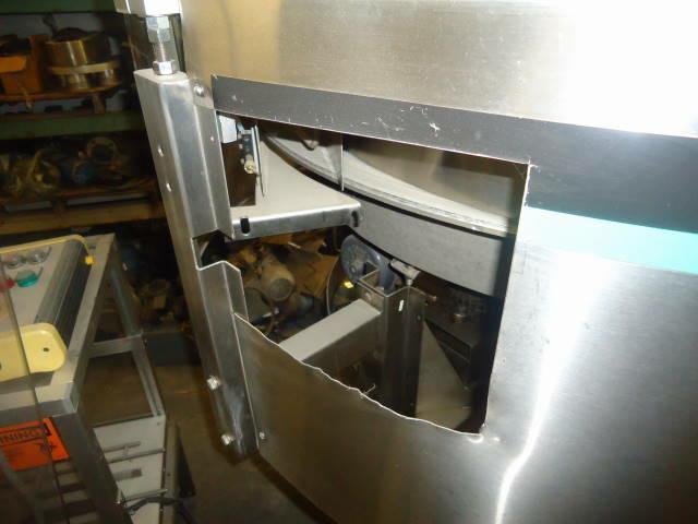Image HOPPMANN CORP Model FT-50 Stainless Steel Centrifugal Feeder 331620