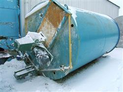 Image 5000 Gallon Vertical Tank w/ Lightnin Mixer 331646