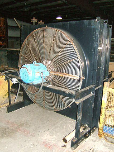 Industrial Fuel Coolers : Modine industrial heat exch for sale used