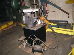 Image 15 HP Hydraulic Pump Package w/ Tank 331690