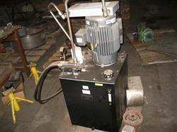Image 15 HP Hydraulic Pump Package w/ Tank 331691