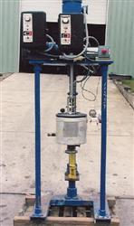 Image .5  Gallon B AND G  Scrape Agitated Vessel 331753