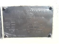 Image 3500 HP ALLIS CHALMERS Electric Motor 331997