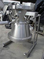 Image 68 Liter GLATT Top Spray Product Bowl 332038