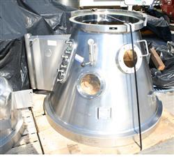 Image 68 Liter/125 Liter GLATT Top Spray Bowl 332042