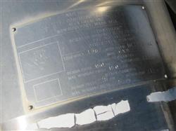 "Image 6"" x 9 ft. 3-Barrel ALFA LAVAL Contherm 765447"