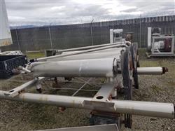"Image 6"" x 9 ft. 3-Barrel ALFA LAVAL Contherm 1457578"
