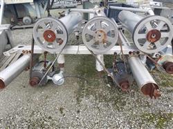 "Image 6"" x 9 ft. 3-Barrel ALFA LAVAL Contherm 1457580"