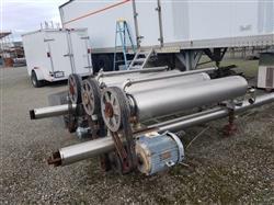 "Image 6"" x 9 ft. 3-Barrel ALFA LAVAL Contherm 1457581"