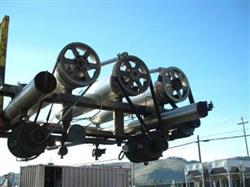 "Image 6"" x 9 ft. 3-Barrel ALFA LAVAL Contherm 332048"