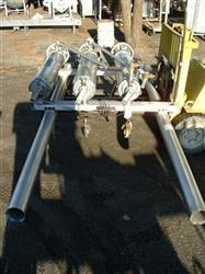 "Image 6"" x 9 ft. 3-Barrel ALFA LAVAL Contherm 332050"