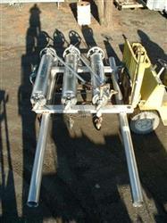 "Image 6"" x 9 ft. 3-Barrel ALFA LAVAL Contherm 332051"