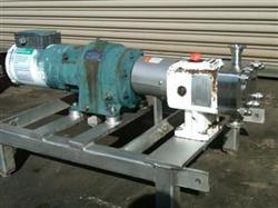 "116361 - 2"" APV Stainless Positive Displacement Pump"