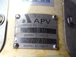 Image APV Model W70/30 Centrifugal Pump 332100