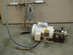 Image WAUKESHA Stainless Steel Sanitary Pump 332107